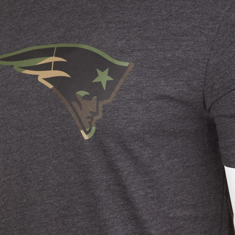 NEW-Era-Fan-NFL-Logo-Squadra-Camicia-ANTRACITE-Legno-Mimetico miniatura 19