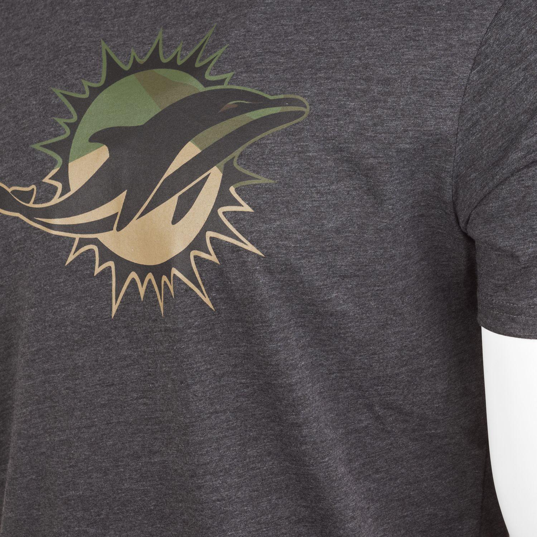 NEW-Era-Fan-NFL-Logo-Squadra-Camicia-ANTRACITE-Legno-Mimetico miniatura 13