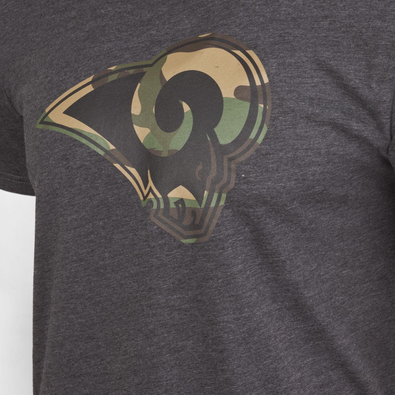 NEW-Era-Fan-NFL-Logo-Squadra-Camicia-ANTRACITE-Legno-Mimetico miniatura 10