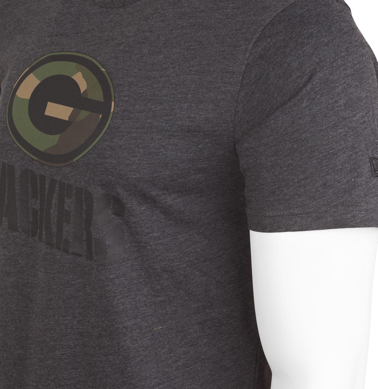 NEW-Era-Fan-NFL-Logo-Squadra-Camicia-ANTRACITE-Legno-Mimetico miniatura 7