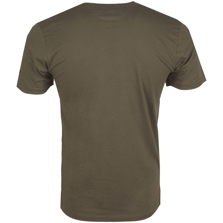 NEW-Era-Fan-NFL-Logo-Squadra-Camicia-Oliva-Legno-Mimetico miniatura 4
