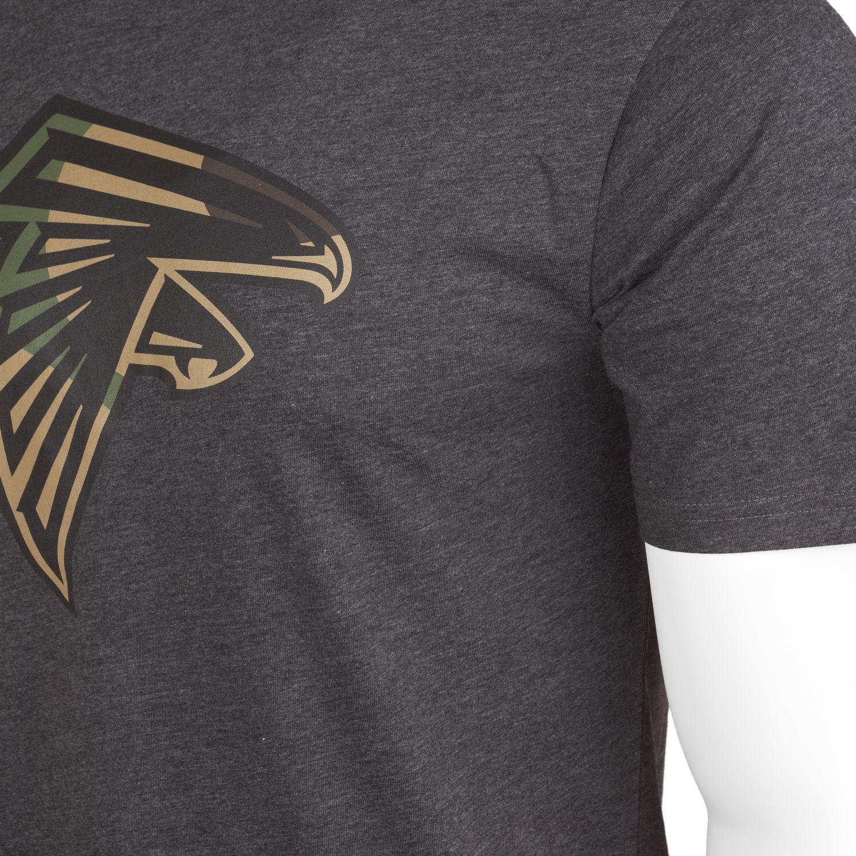 NEW-Era-Fan-NFL-Logo-Squadra-Camicia-ANTRACITE-Legno-Mimetico miniatura 4