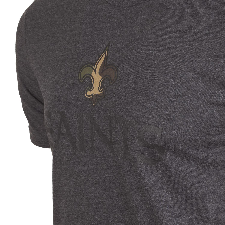 NEW-Era-Fan-NFL-Logo-Squadra-Camicia-ANTRACITE-Legno-Mimetico miniatura 22