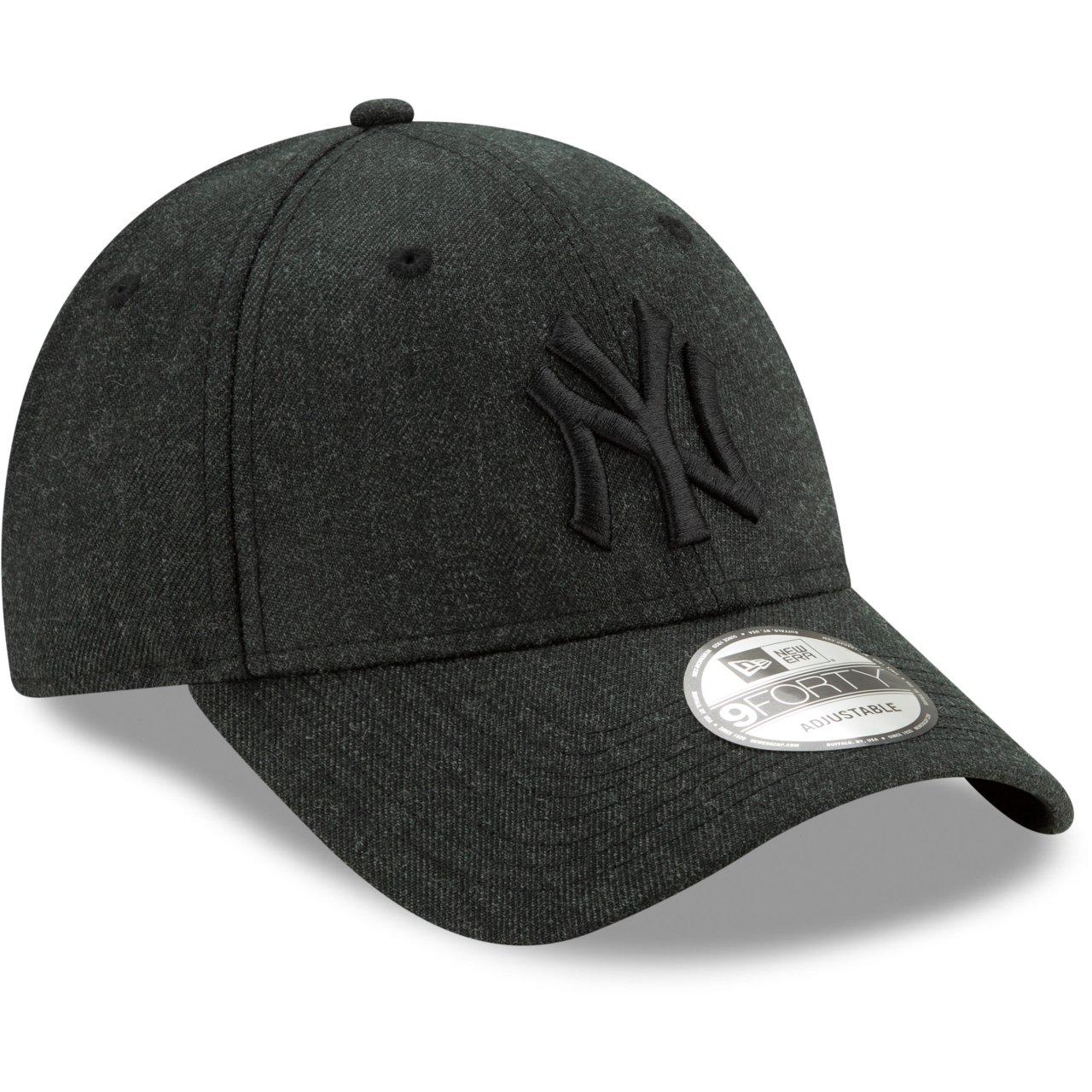 WINTERIZED LEAGUE NY Yankees schwarz New Era 9Forty Cap