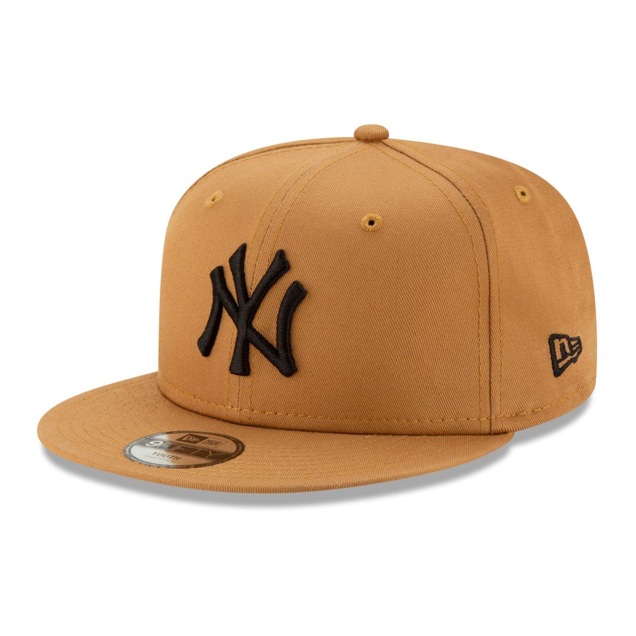 New York Yankees camel rot New Era 9Fifty Snapback Cap