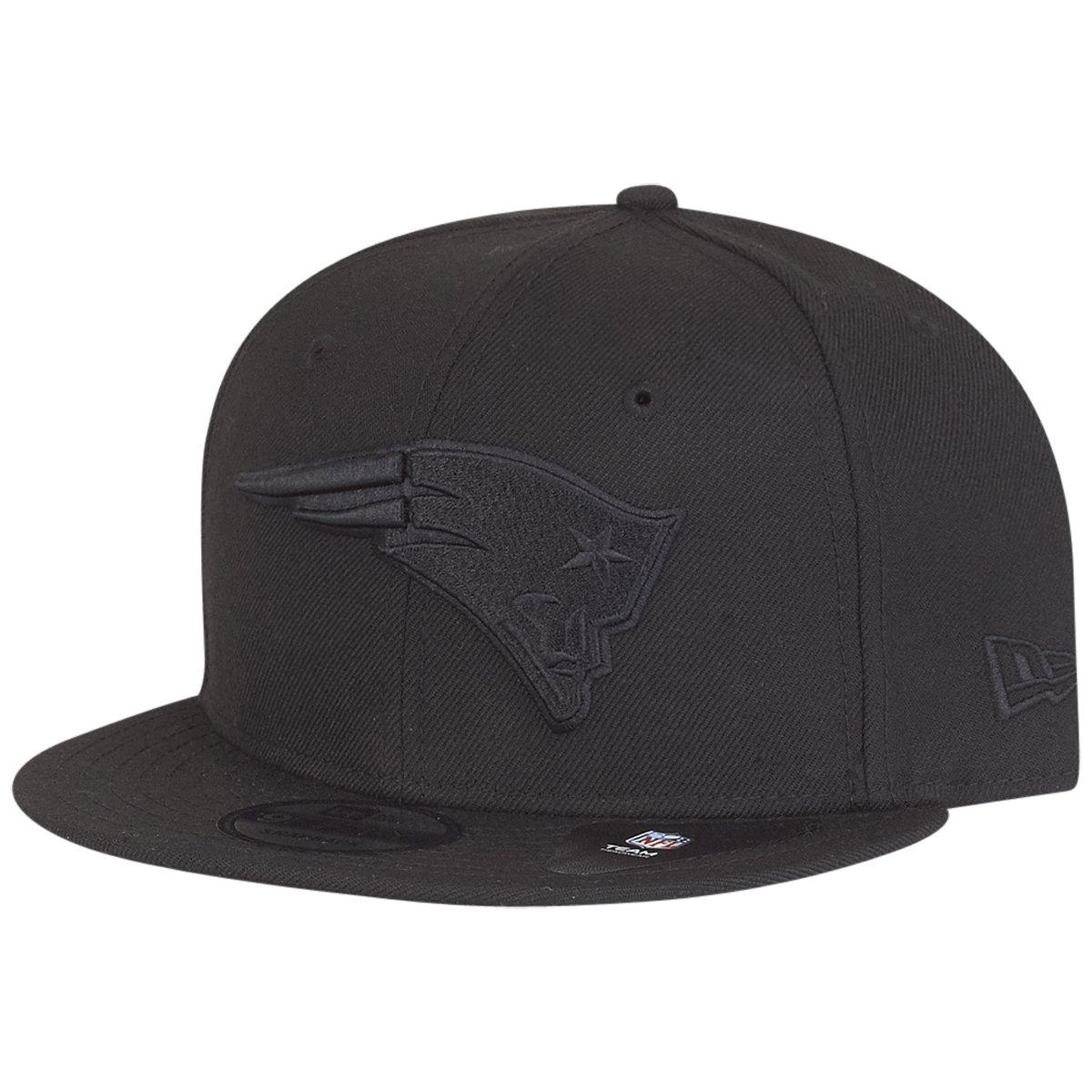 New Era 9Fifty Snapback Cap - New England Patriots schwarz | eBay