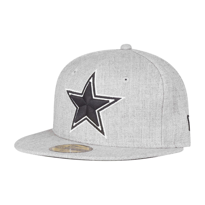 New Era 59Fifty KIDS Cap - HEATHER Dallas Cowboys - 6 3/8 | eBay
