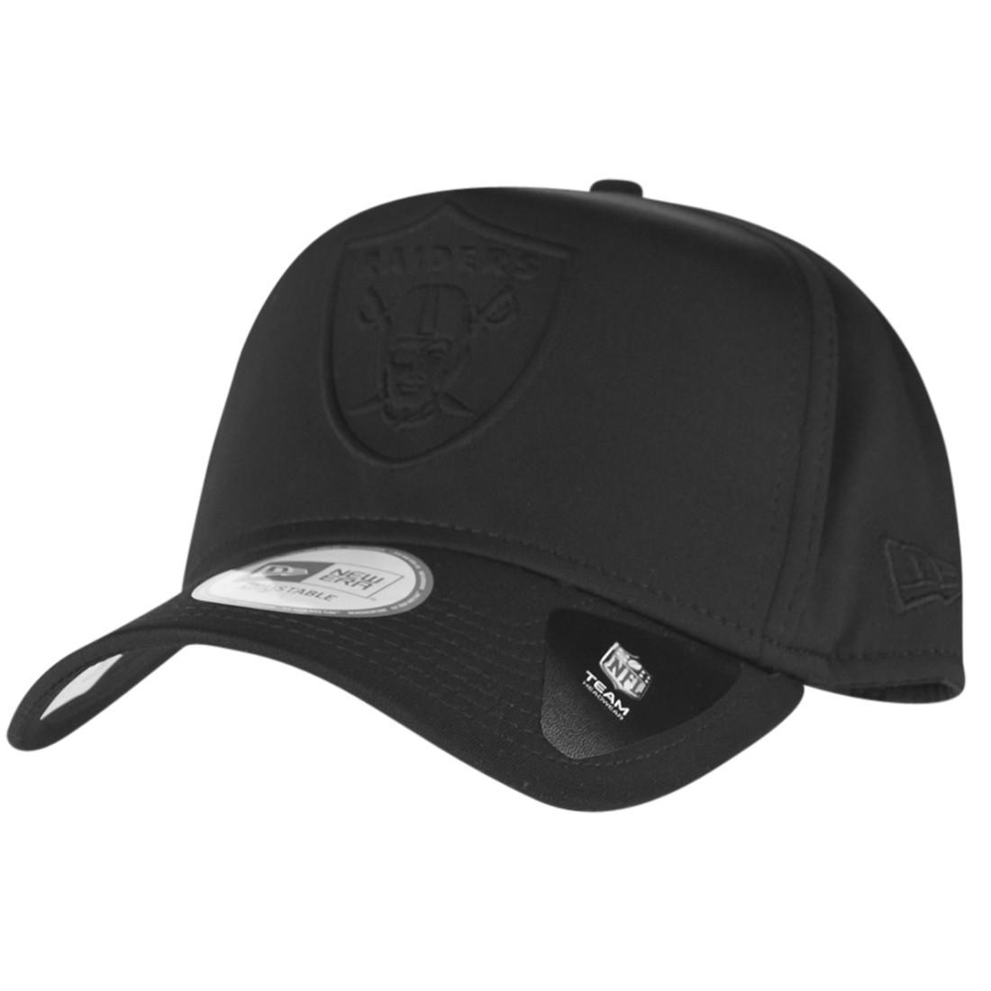 Details about New Era A-Frame Trucker Cap - NFL Oakland Raiders black 717ac45241f