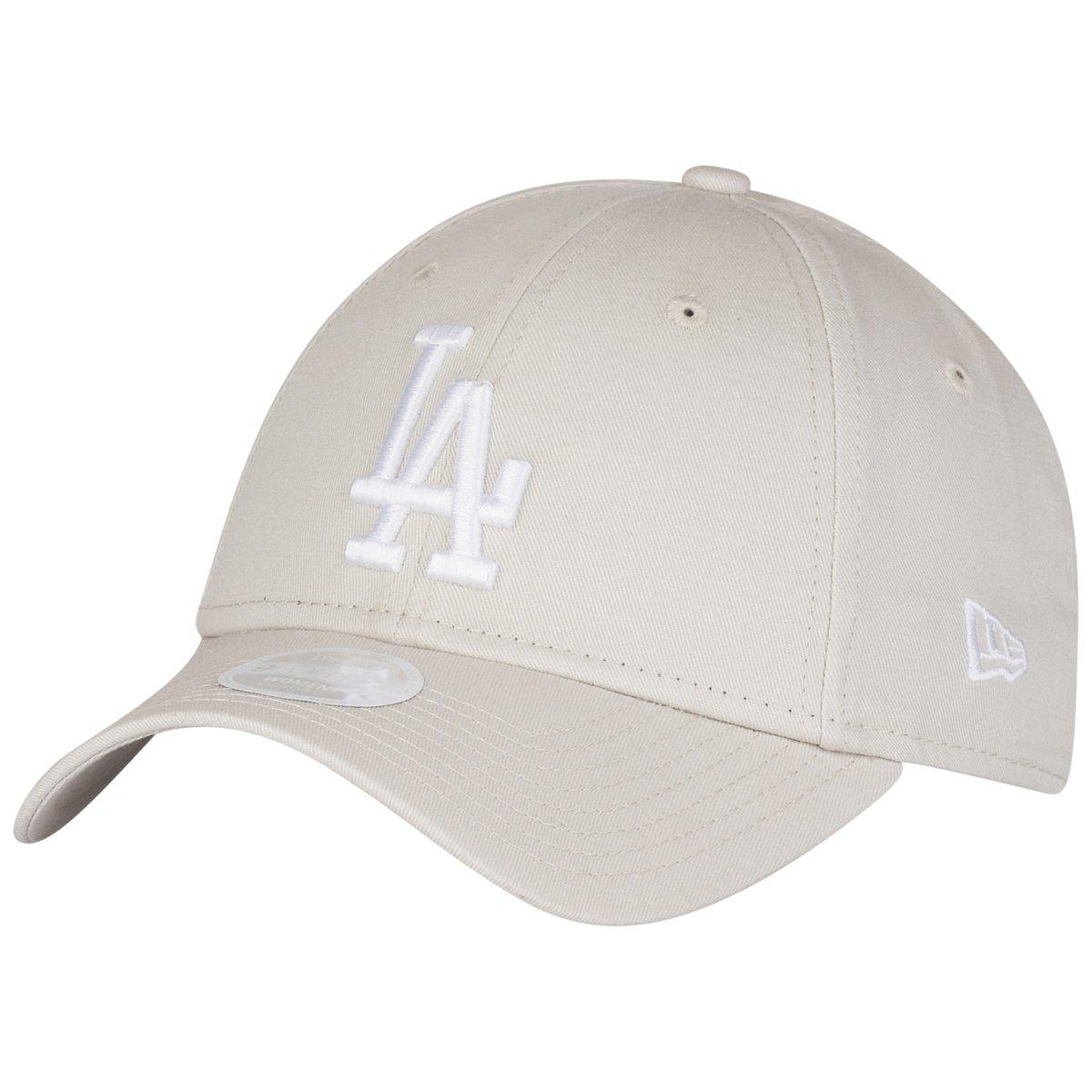 New Era 9Forty Damen Cap - Los Angeles Dodgers hell beige   eBay
