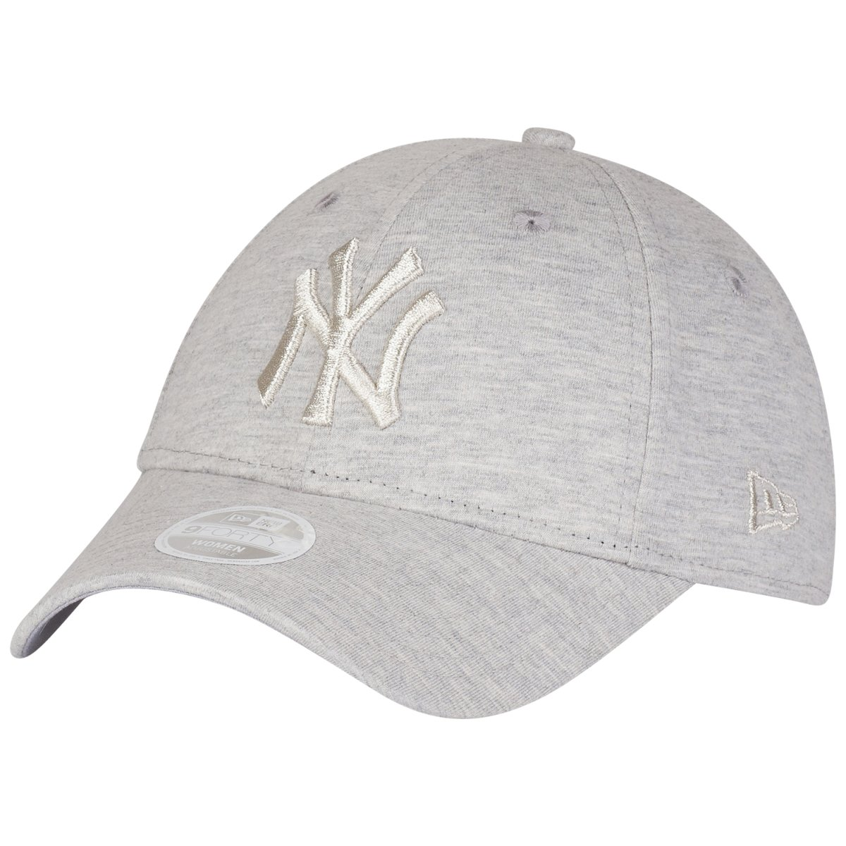 Details about New Era 9Forty Ladies Cap - JERSEY New York Yankees grey ba43f1249d0c