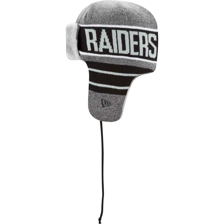 New Era NFL Team Winter Hat  Faux Fur Beanie FROSTY TRAPPER