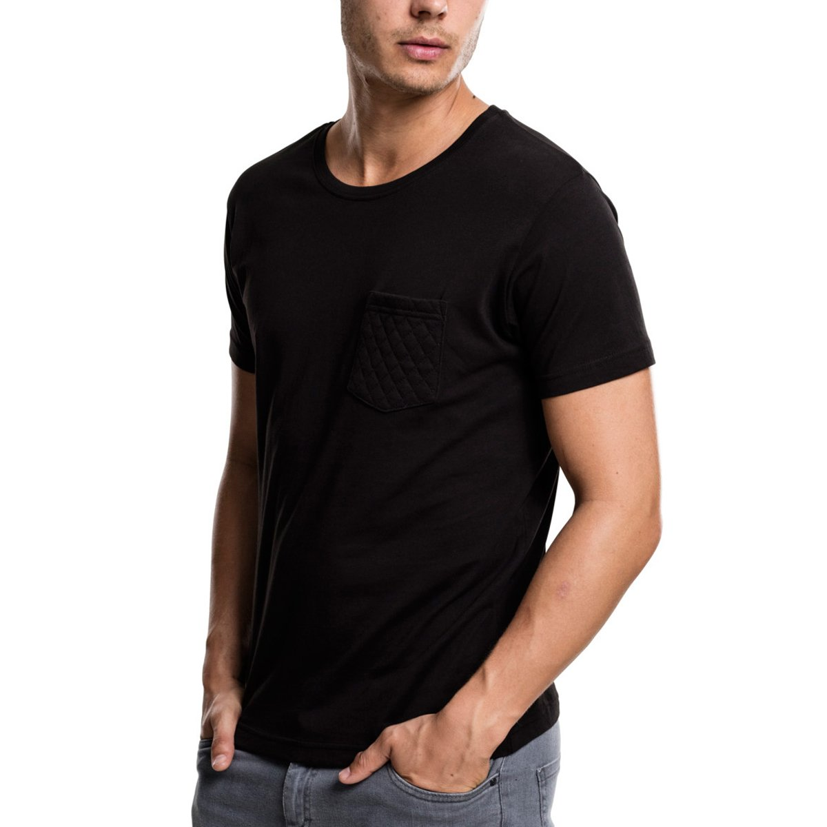 Urban-Classics-QUILTED-POCKET-Shirt