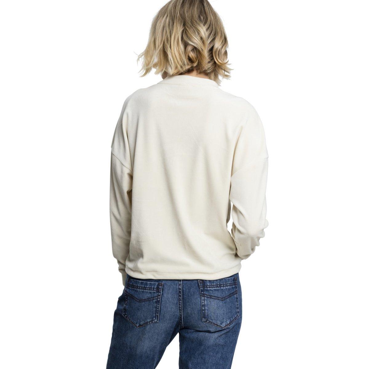 Oversized Urban Sweater Classics Velours Ladies Velvet qEfEw
