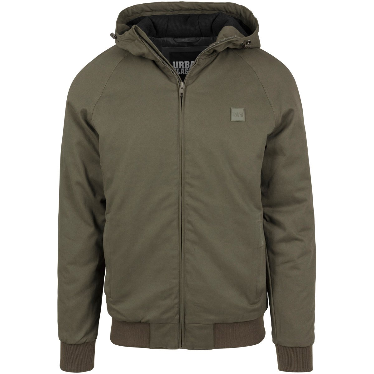 URBAN Inverno Classics-Hooded Cotton zip Inverno URBAN Giacca 7041d3