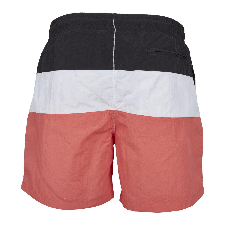 Urban Classics Herren Block Swim Shorts Badehose