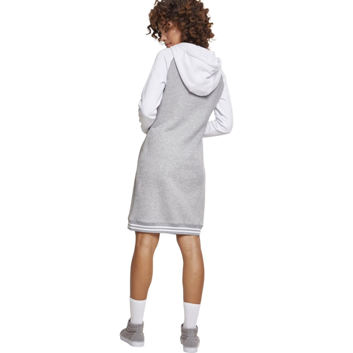 College Robe Ladies Contrast Hooded Classics Urban qtROwHZ