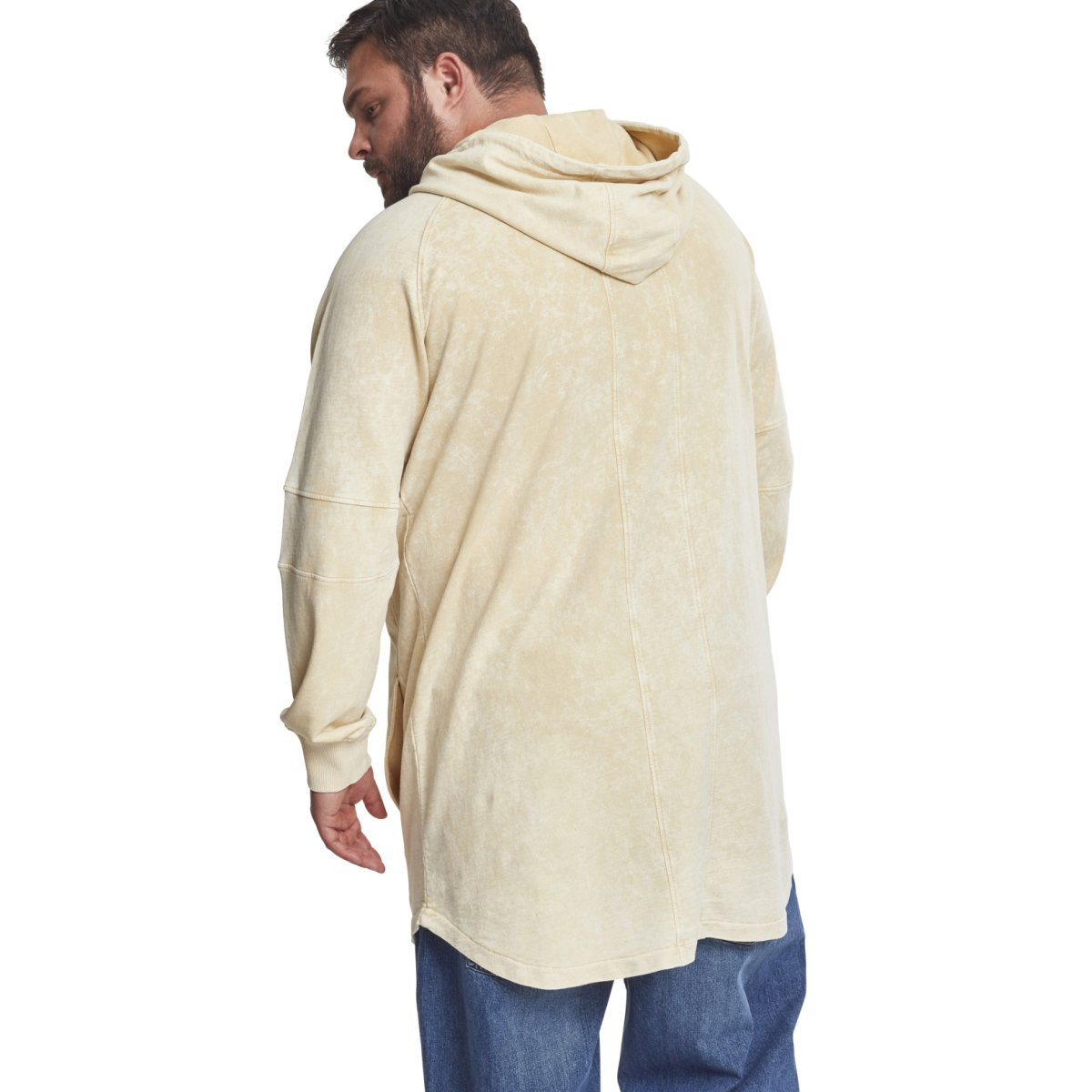 Urban Shaped Long Washed Terry Hoody Acid Classics rqwnx6SrAP