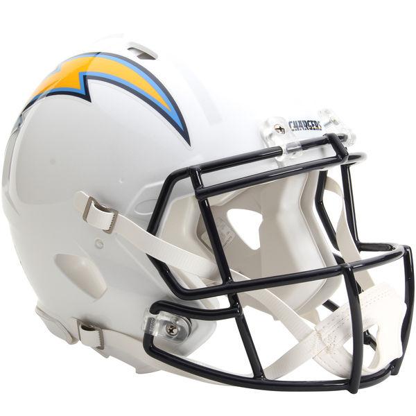 San Diego Chargers Helmet: SAN DIEGO CHARGERS NFL Schutt EGOP Football Helmet