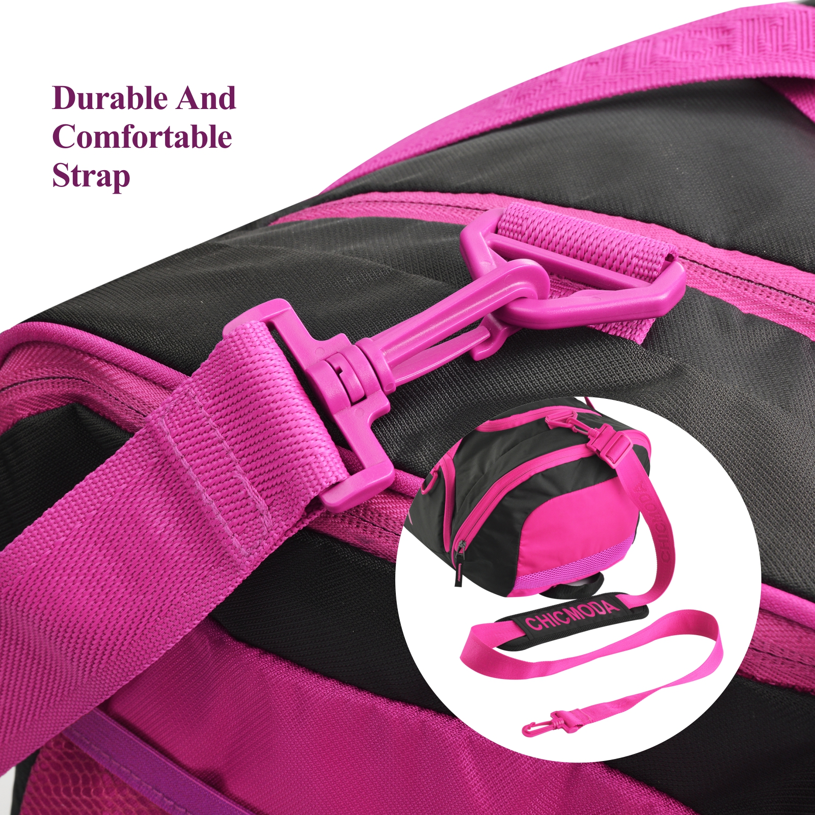 Gym-Duffel-Bag-Sports-Travel-Luggage-Bag-with-Shoe-Compartment-Large-Capacity