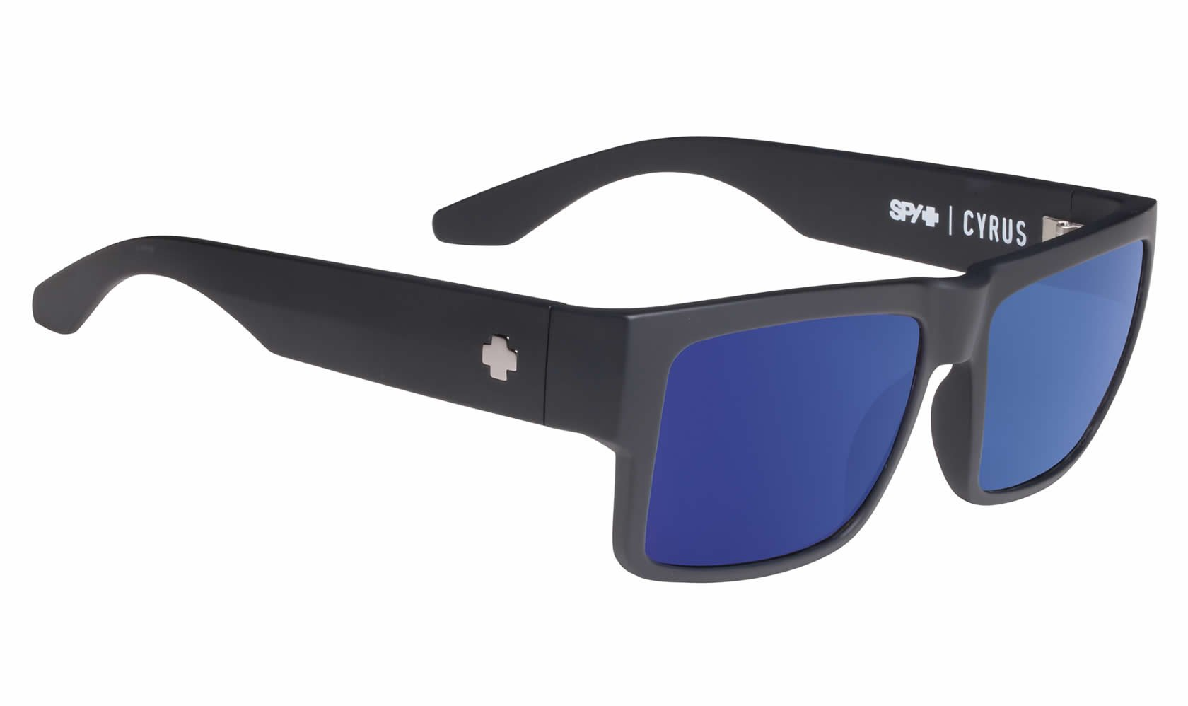13e5e329c4a ... Picture 2 of 7  Picture 3 of 7  Picture 4 of 7. 4. Cyrus Replacement  Lenses Polarized Blue Mirror by SEEK fits SPY OPTICS