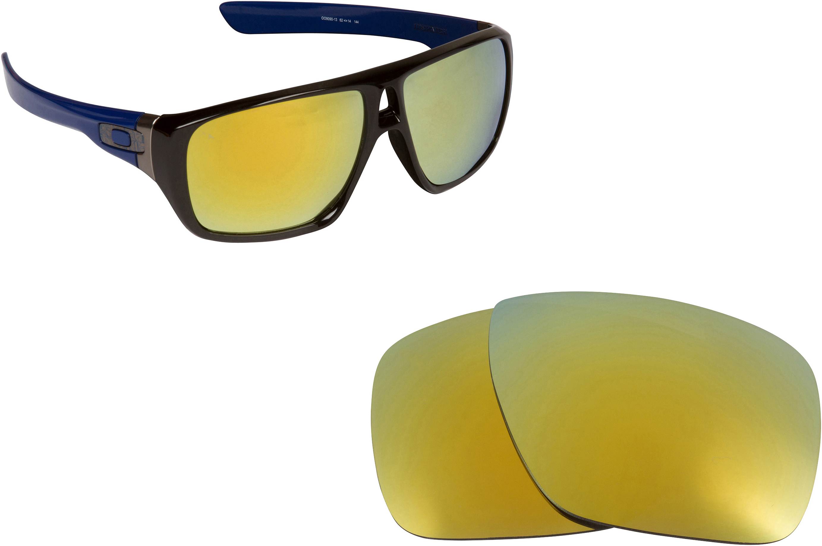 9fac313f67e Oakley Sunglasses Green Lenses. Polarized Replacement ...