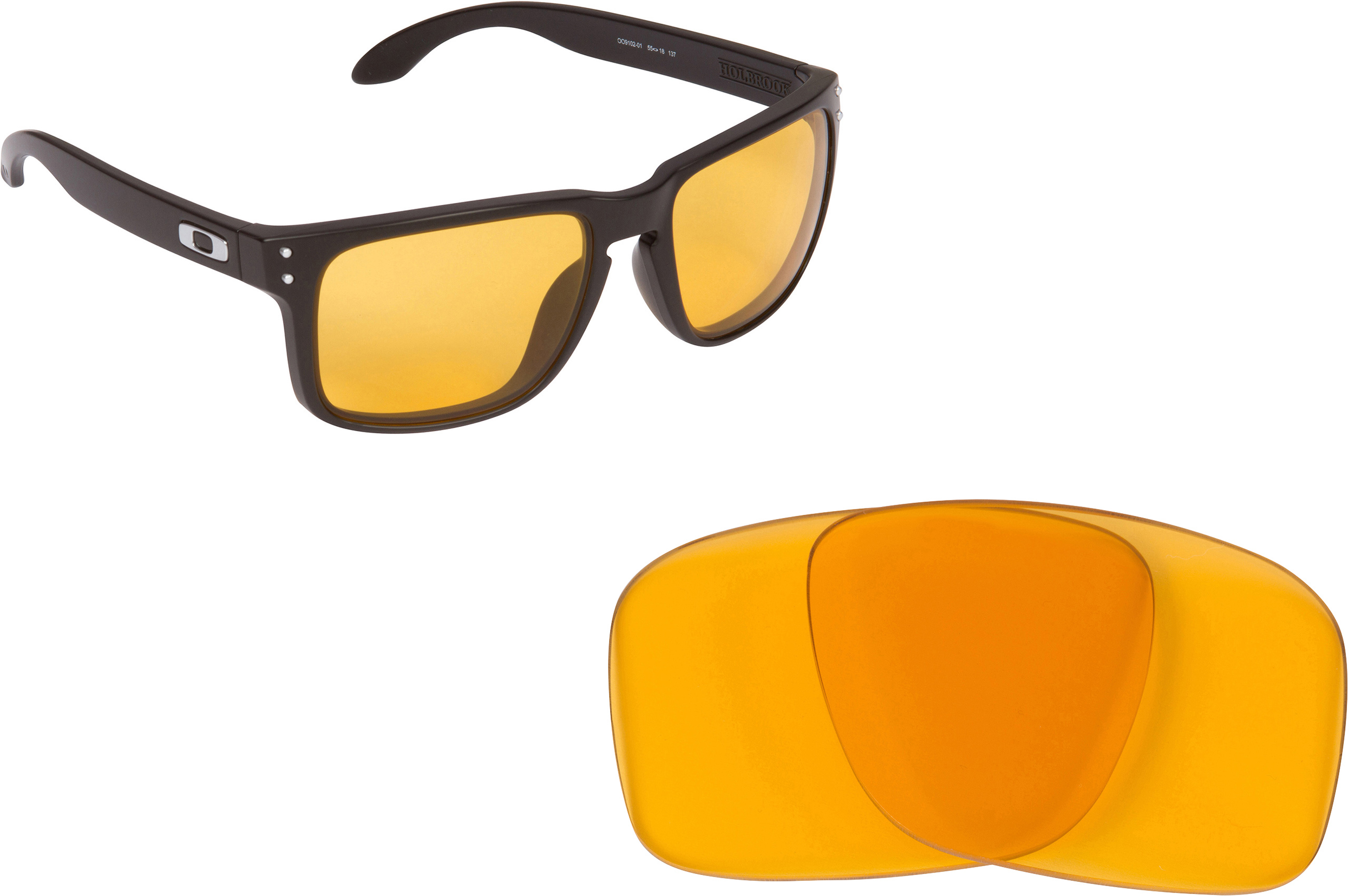 6c50bdcb7be Oakley High Intensity Yellow Night