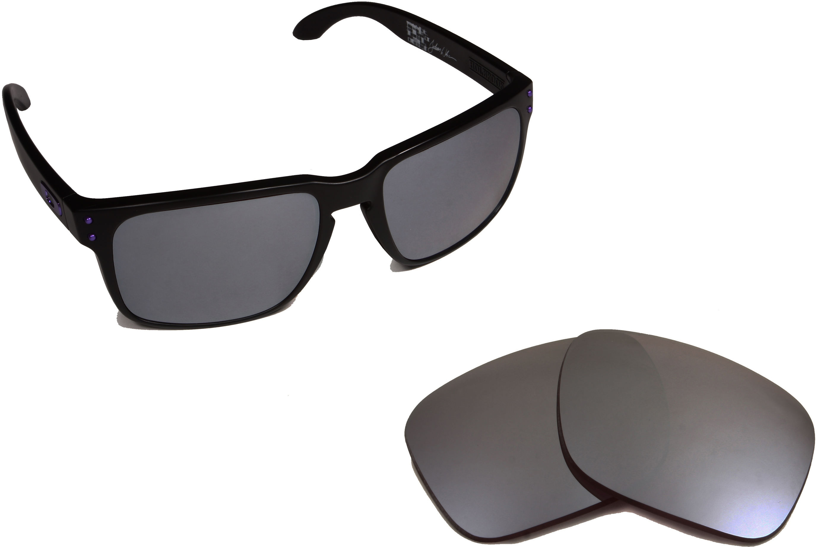 Images Oakley Holbrook Sunglasses Replacement Lenses
