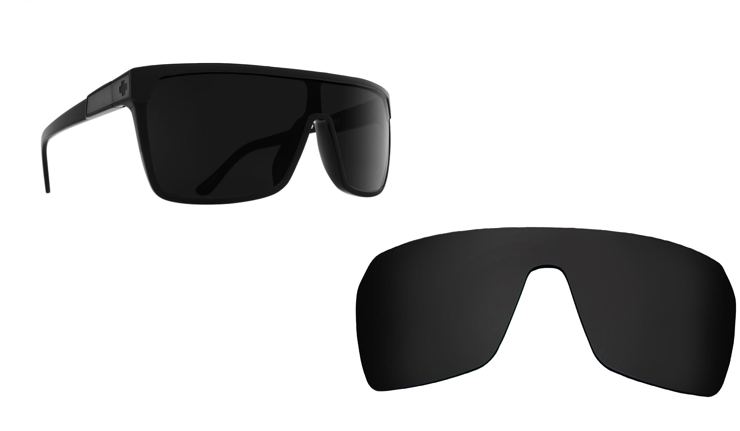 0c9d31787d Flynn Replacement Lenses by SEEK OPTICS to fit SPY OPTICS Sunglasses ...