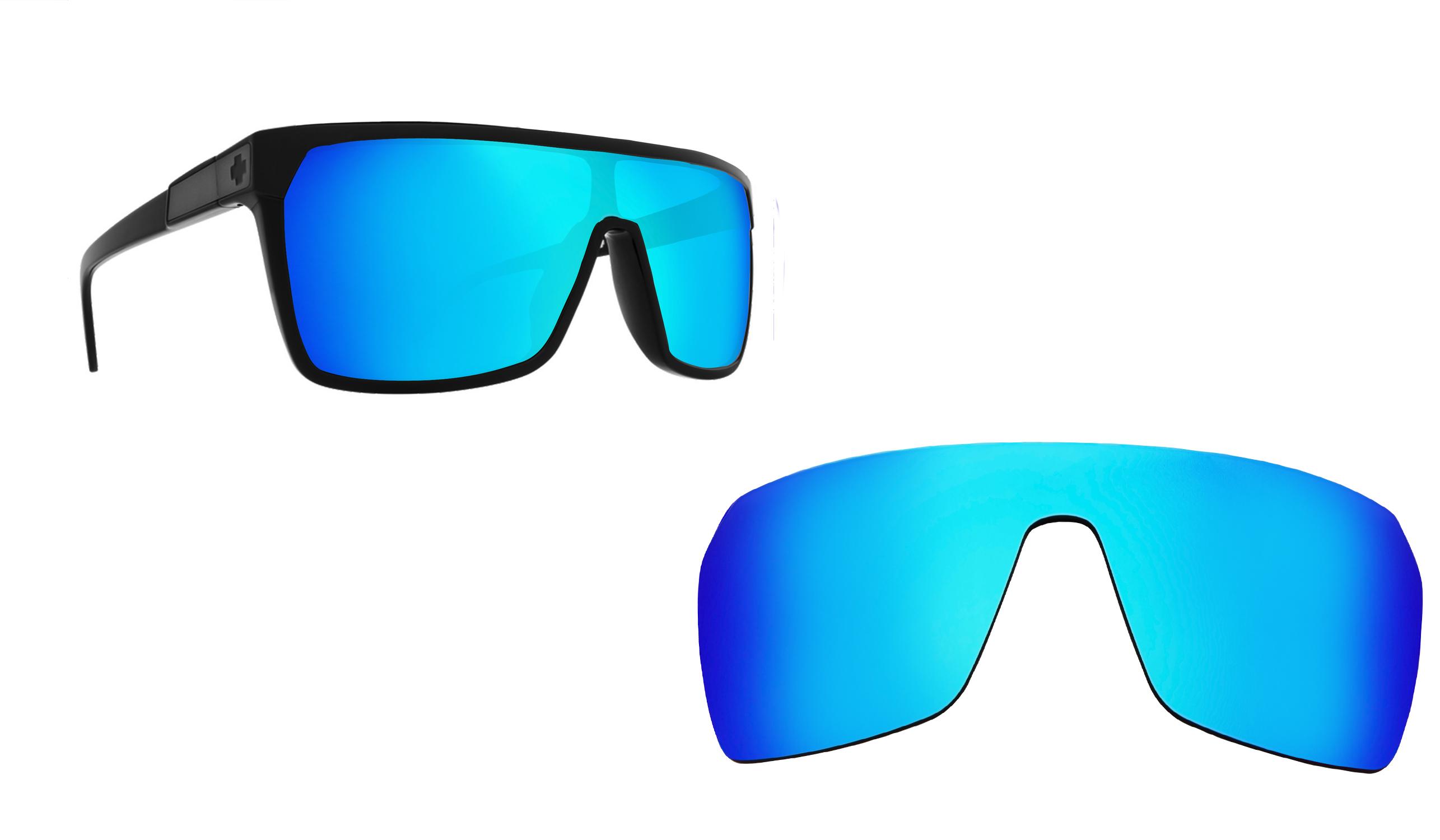 ccfc4f7fa65 Flynn Replacement Lenses by SEEK OPTICS to fit SPY OPTICS Sunglasses ...