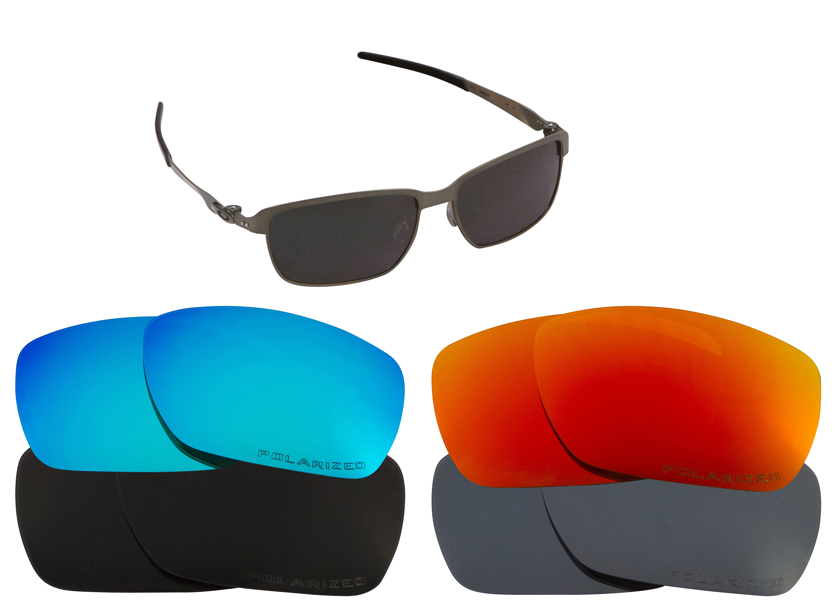 fbdac08515 Best Seek Optics Replacement Lenses for Oakley Tinfoil Carbon Clear. About  this product. 3 watching. Picture 1 of 13 ...