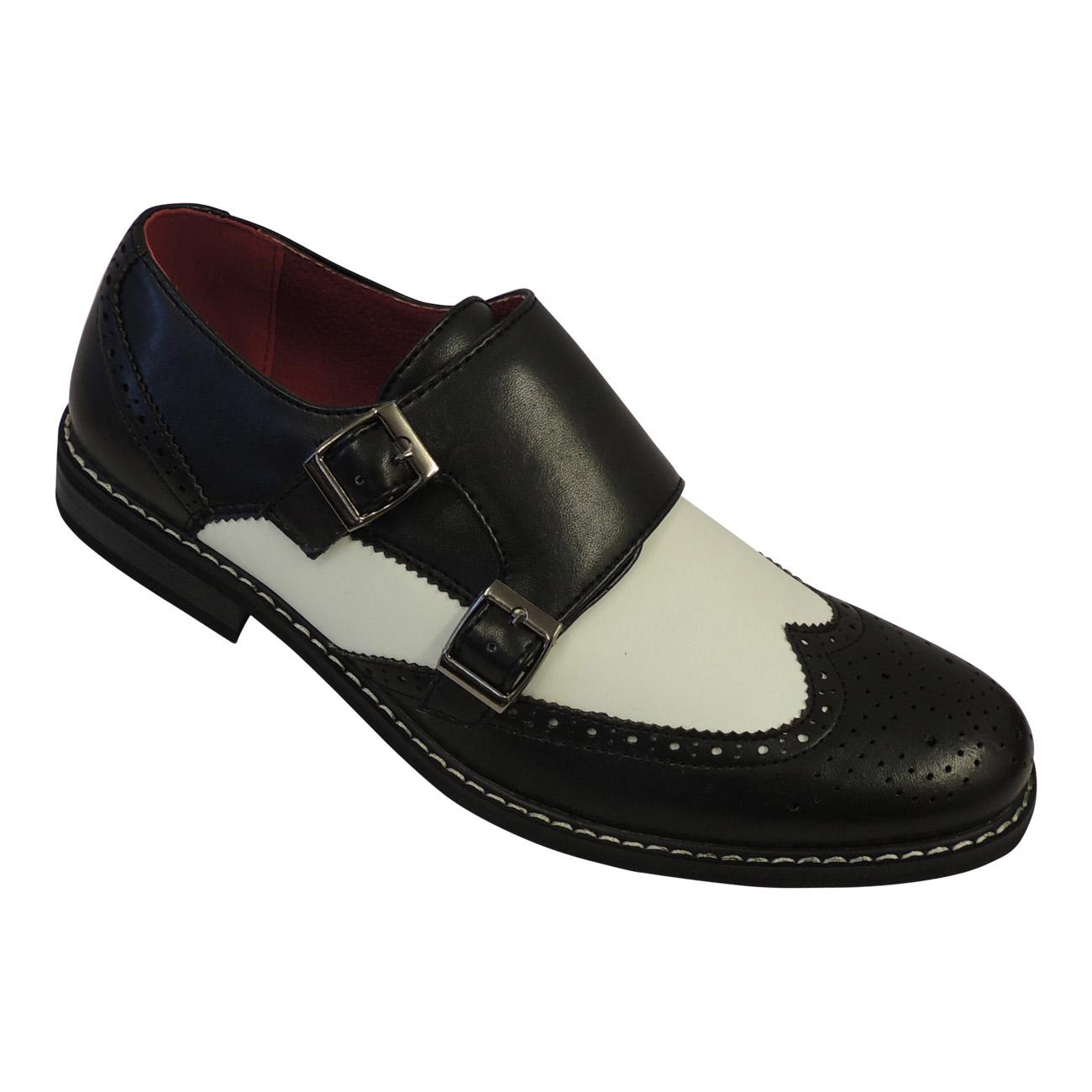 Mens Oxford Jazz Shoes Brown Ebay