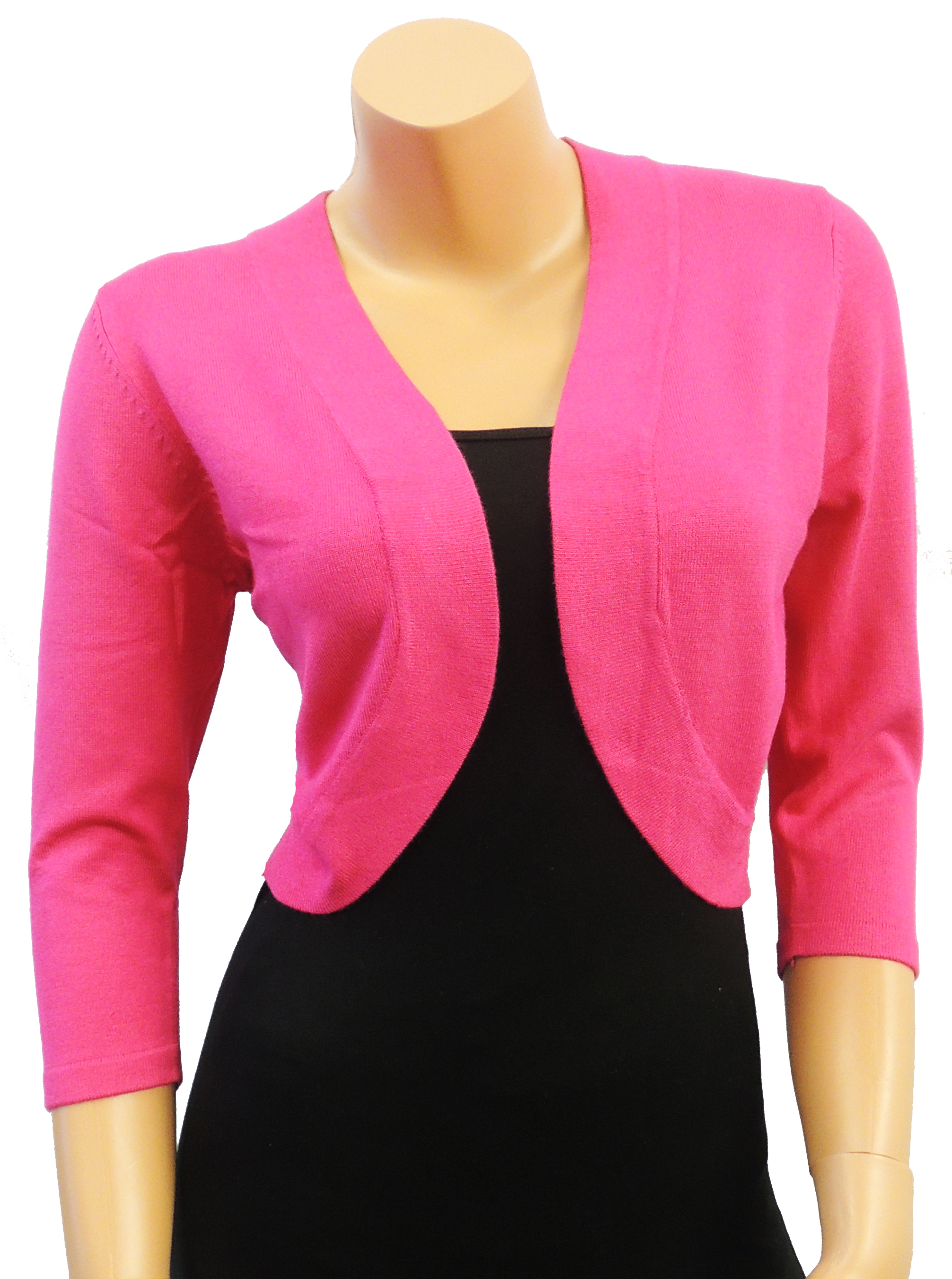 New Vintage style Retro 1940's 1950's Bolero Shrug Sweater ...