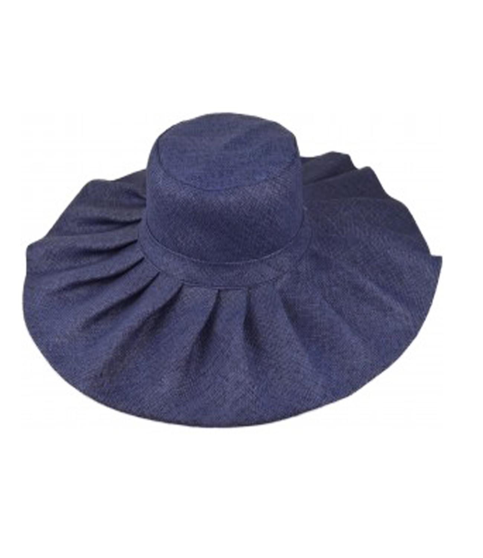 New Retro Wide Brim Large Raffia Summer Sun Hat 1940 s 1950s Hollywood Style 26fcb3ed53f5