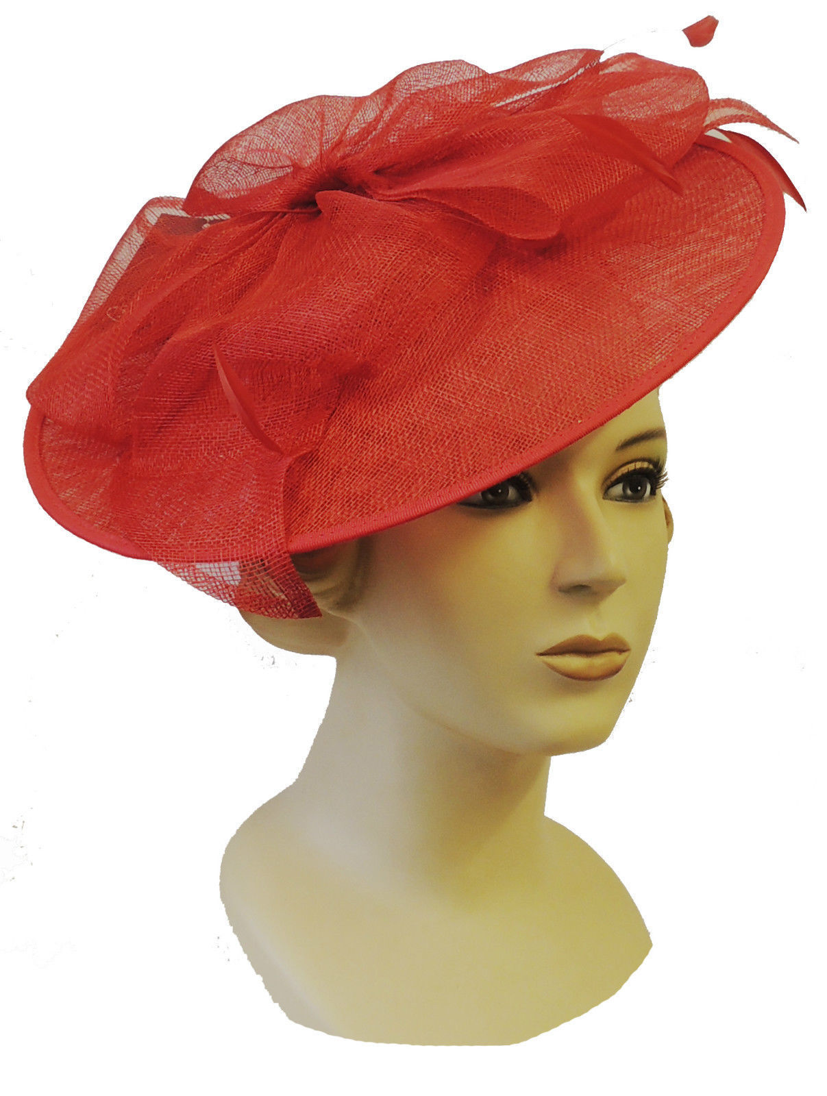 1940s Hats History    New Ladies Vtg 1940s 50s Glamour Retro Sweetheart  Pin-up Fascinator Hatina Hat $39.99 AT vintagedancer.com