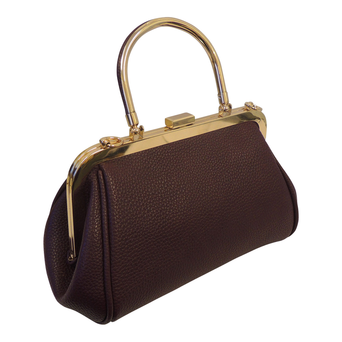 Vintage & Retro Handbags, Purses, Wallets, Bags 1940s 1950s Classic Framed Kelly Handbag Box Bag $29.95 AT vintagedancer.com