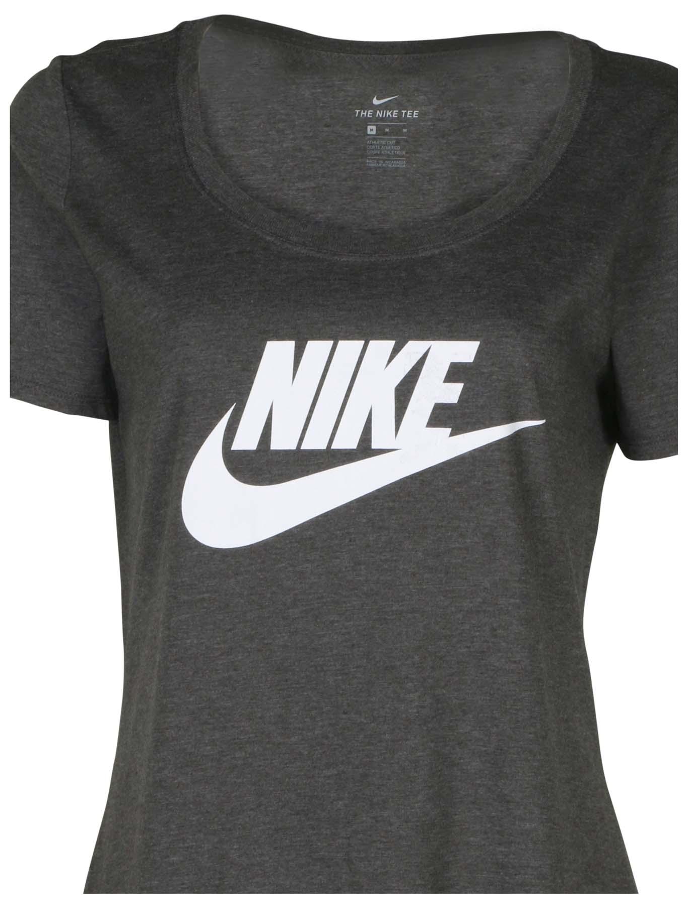 e2953f926 Nike Women's Basic Futura Swoosh T-Shirt | eBay