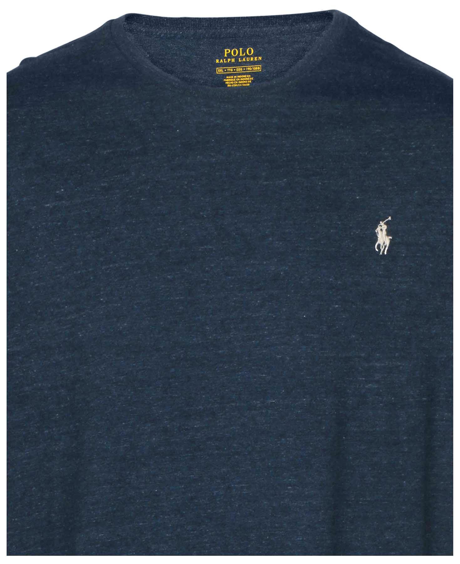 Polo Ralph Lauren Mens Crew Neck Pony T Shirt Ebay