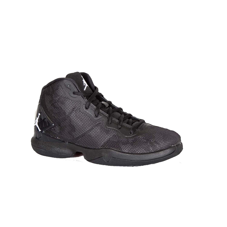 a2c358df50d32 Jordan Kids Nike Super Fly 4 Basketball Shoes-Black White Dark Grey ...