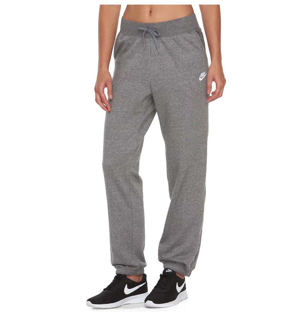 9d02d26a75de Nike Women s Sport Casual Loose Fitting Sweat Pants-Heather Grey-XL ...
