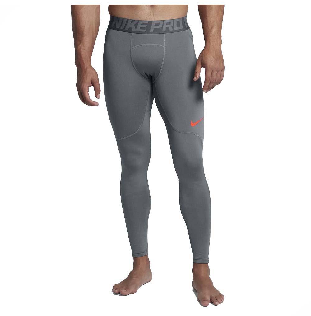 65302f4db951e Nike Men's Hyperwarm Baselayer Training Tights-Cool Grey | eBay