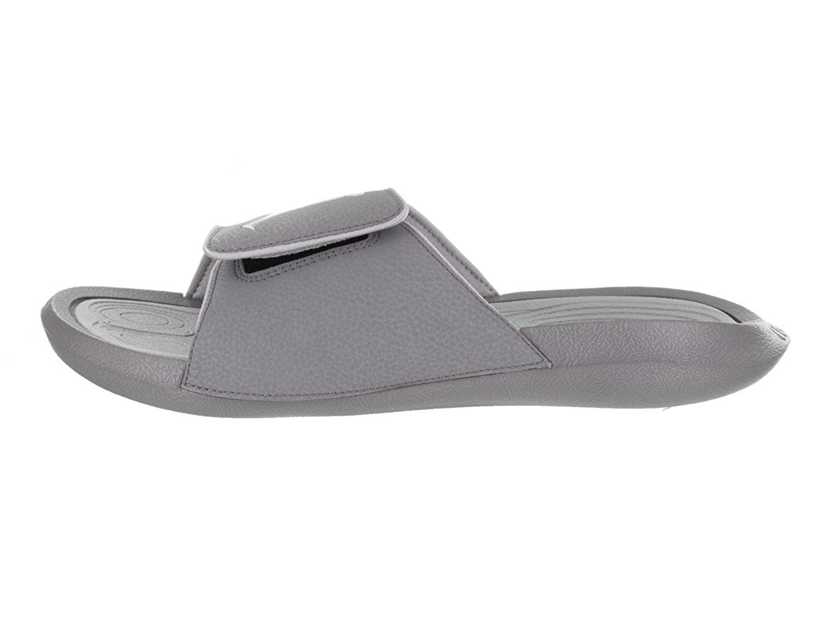 8ea8f70f1 Jordan Men s Nike Hydro 6 Sandals-Cool Grey White