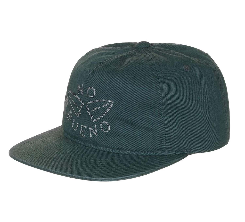 a2b2e9d6491ec Hurley Men s No Bueno Adjustable Snapback Hat-Space Blue-One Size ...