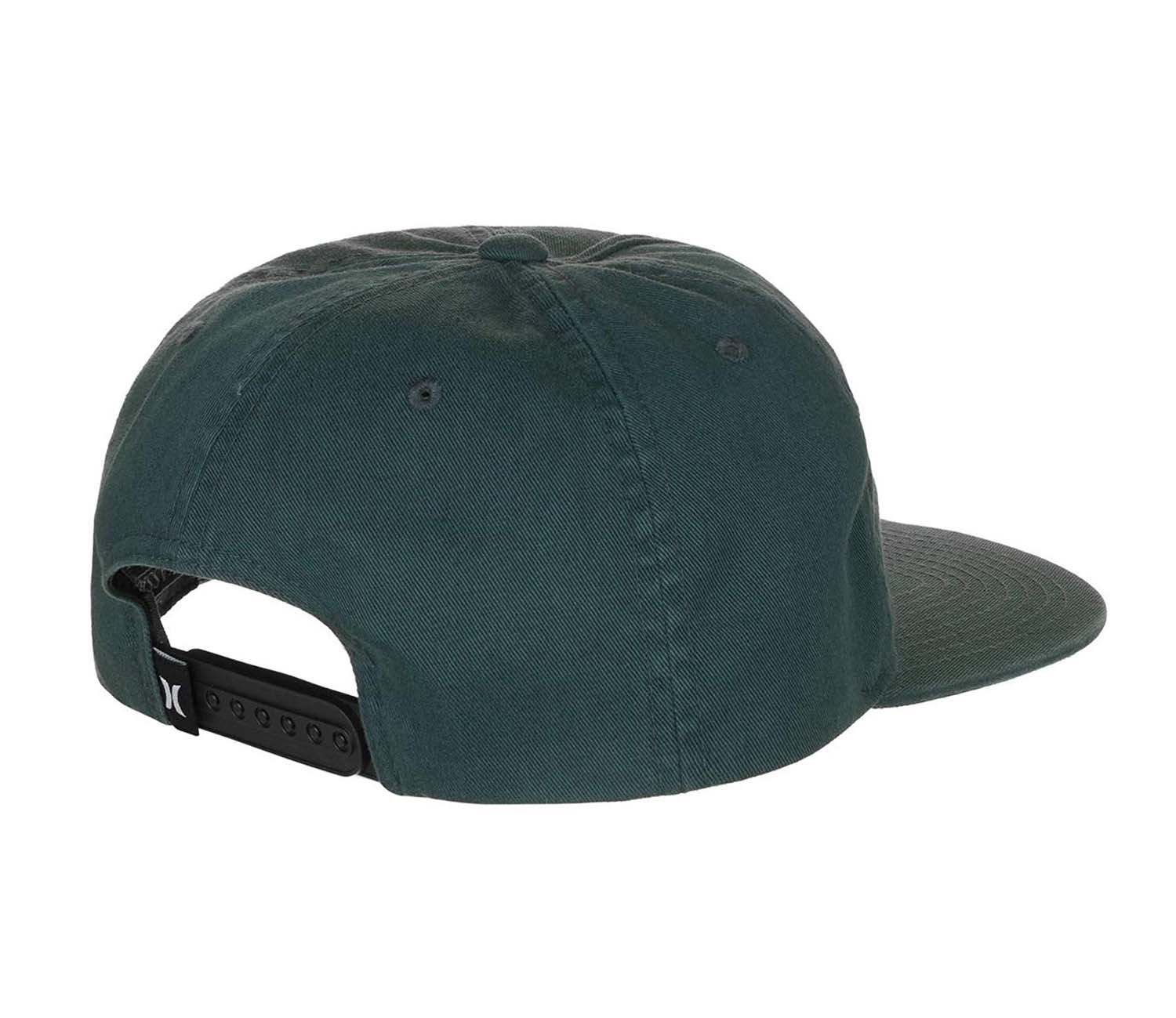 8dabc80a65647 Hurley Men s No Bueno Adjustable Snapback Hat-Space Blue-One Size ...