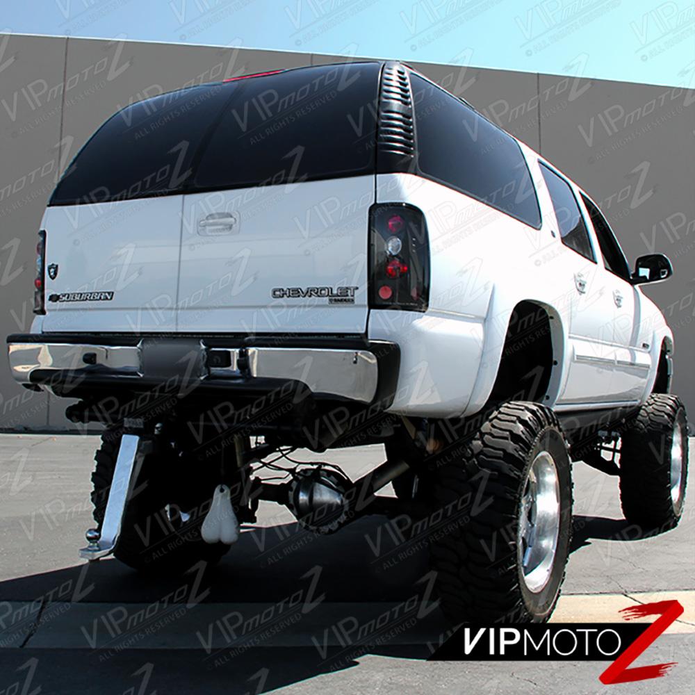 2000 Gmc Yukon Xl 1500 Camshaft: 2000-2006 GMC Yukon XL Chevy Suburban BARN DOOR Black Red