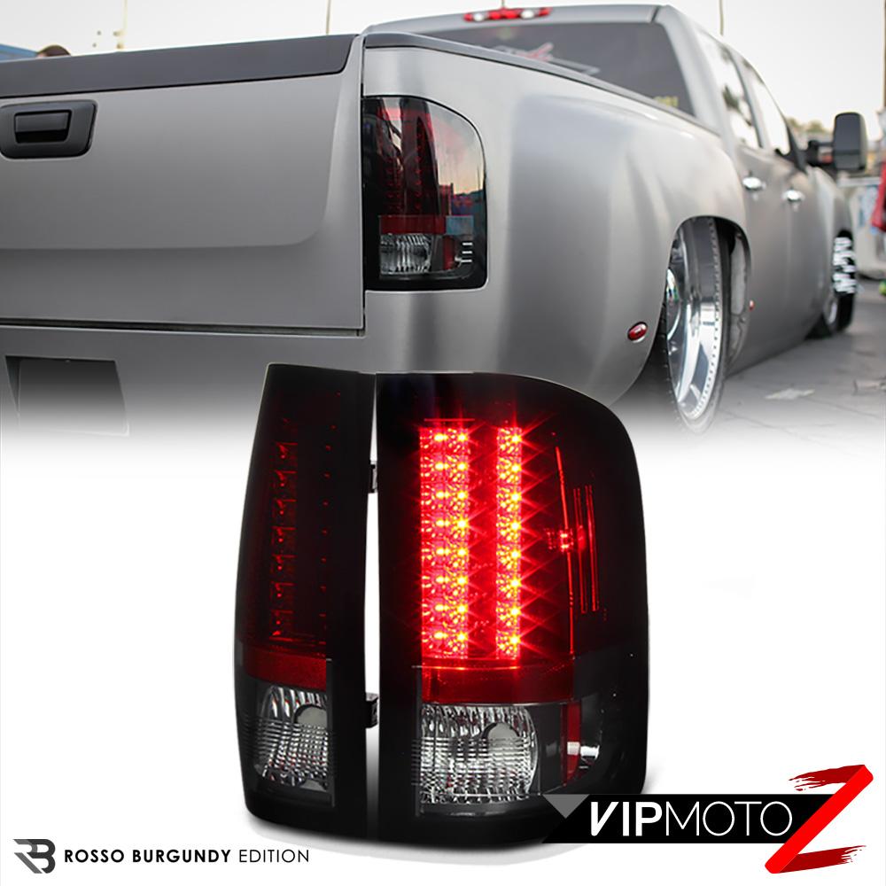 2007-2013 Chevy Silverado 1500 2500HD 3500HD [WINE RED