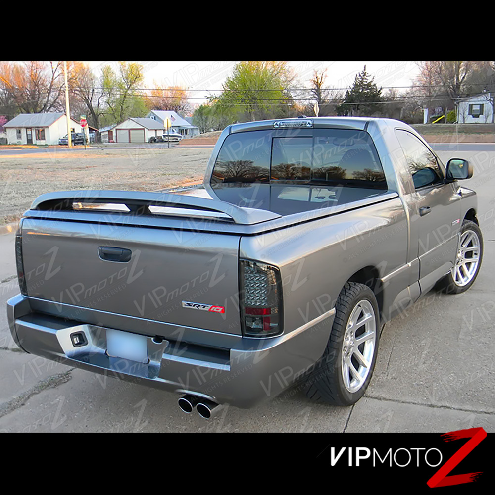 [VIPMOTOZ TOP PICK] Dodge Ram 2002-2006 Smoke LED Tail