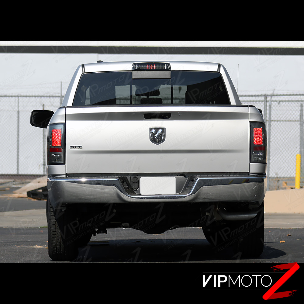 2010-2015 Dodge Ram 2500 SLT High Stop Lamp Tail Lights
