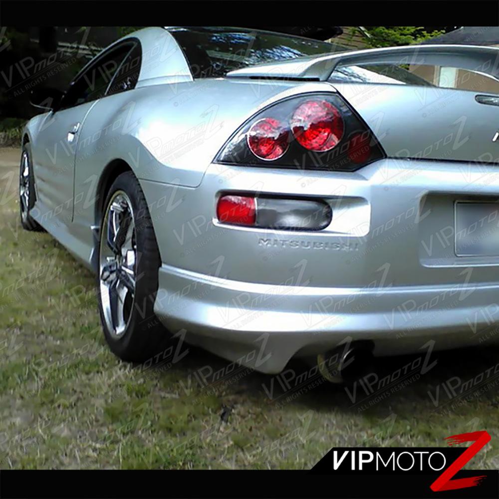 Mitsubishi Eclipse Gt: 2000-2002 Mitsubishi Eclipse GT/RS/SPYDER Black JDM Signal