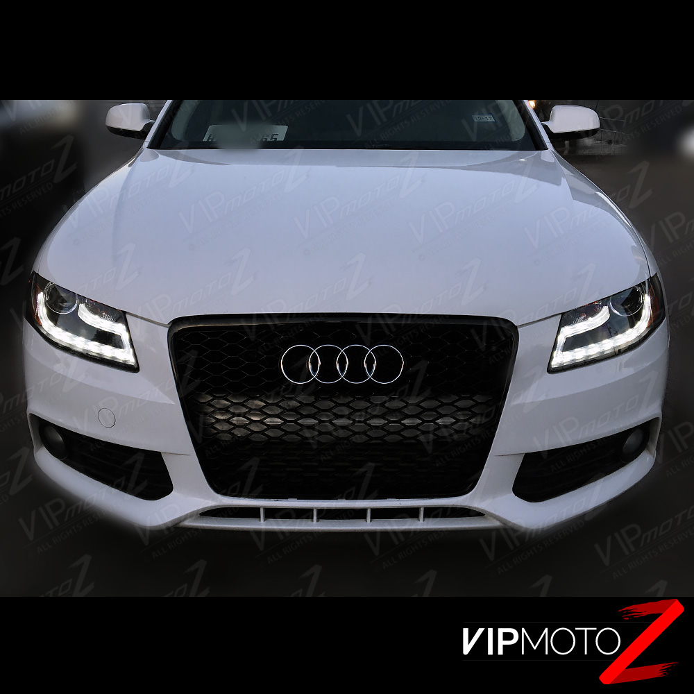 2010 Audi A4 Headlights
