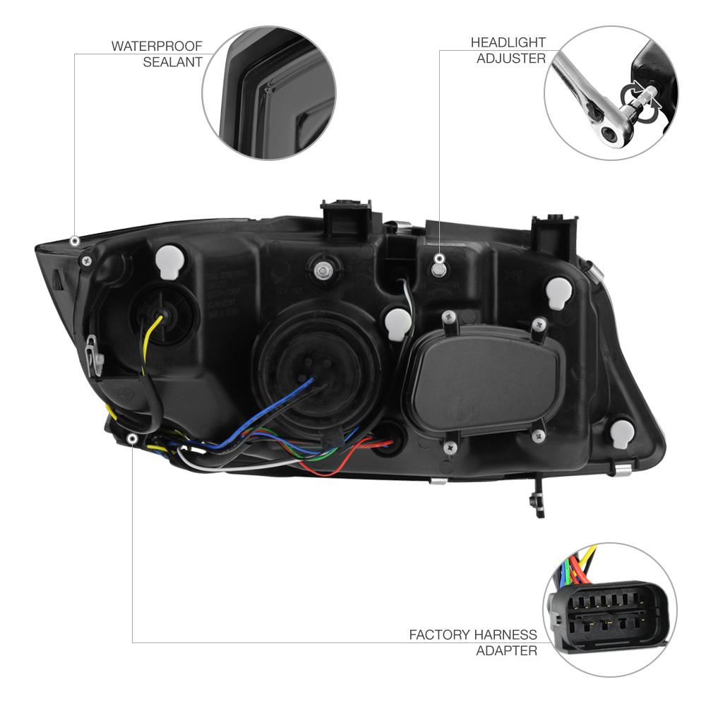 06 328i Smoke Halo Projector